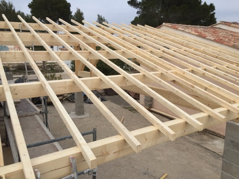 construction garage Ventabren