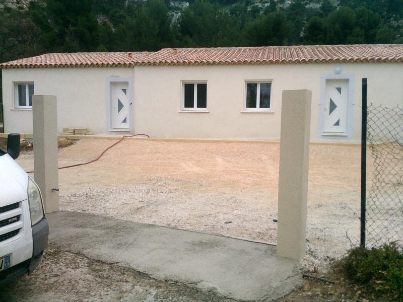 Constructeur maison individuelle Les Pennes Mirabeau