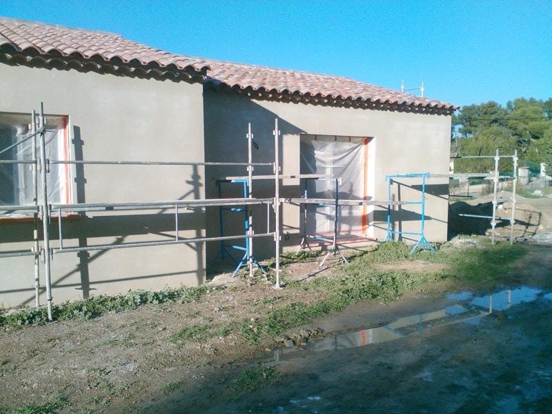 Construction maison les pennes mirabeau